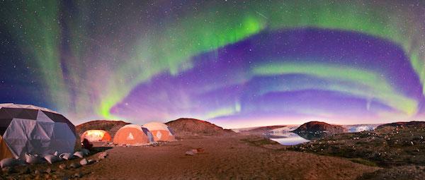 Ruta 2012 – Groenlandia, Dinamarca