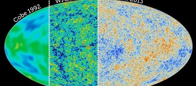 Buscando los ecos del Big Bang